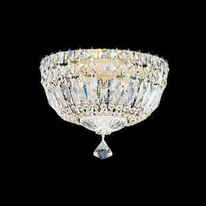 SWAROVSKI - SCHONBEK Artikel von SWAROVSKI - SCHONBEK Petit Crystal Deluxe Kristalldeckenleuchte 5891E-211S