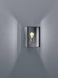 Außenleuchten & Außenlampen von Helestra Leuchten Skip LED- Wandleuchte A18805.93