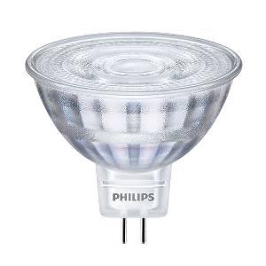 Halogenlampen Fassung GU5,3 von UNI-Elektro Philips CorePro LEDspot LV GU5.3 MR16 3W 827 36D | Extra Warmweiß - Ersetzt 20W 230927