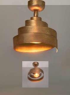 Designer-Artikel von Holländer Leuchten BANDEROLE Deckenstrahler 300 1654