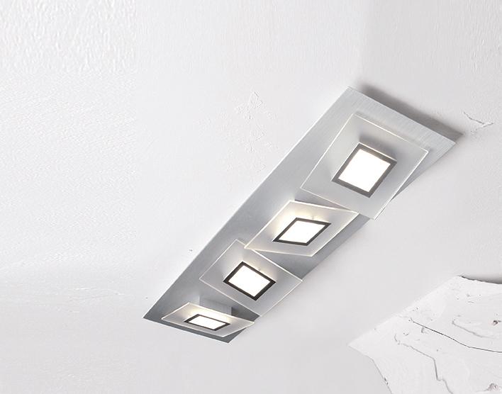 Deckenleuchten von Bopp Leuchten FRAME Deckenleuchte 4-flammig 36180409