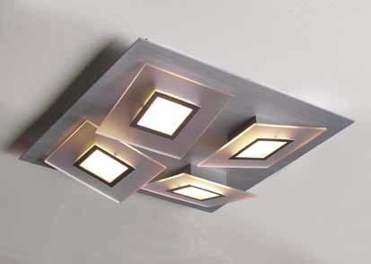 Bopp leuchten frame glas pendelleuchte modern for Einbau deckenleuchten