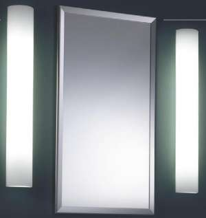 BANKAMP Leuchtenmanufaktur Artikel von BANKAMP Leuchtenmanufaktur LED Wandleuchte Piave- Chromo 4282/1-07