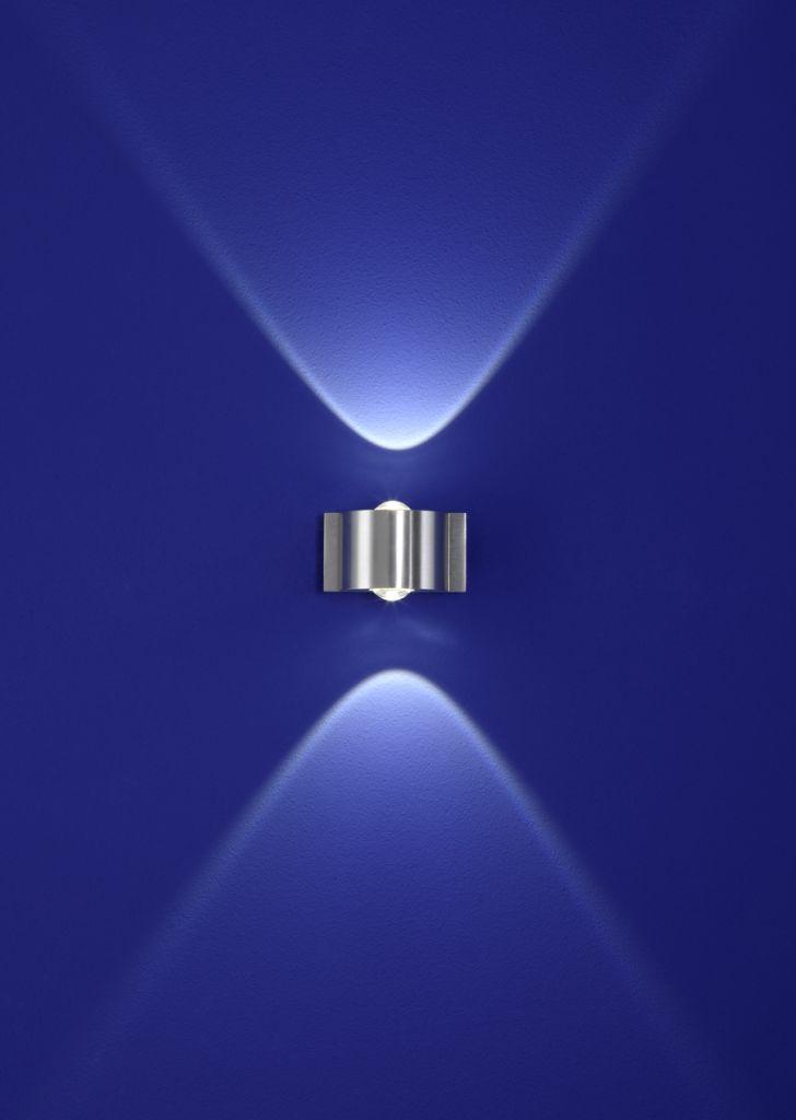 B-Leuchten Artikel von B-Leuchten LED-Wandleuchte Stream 40085/2-05