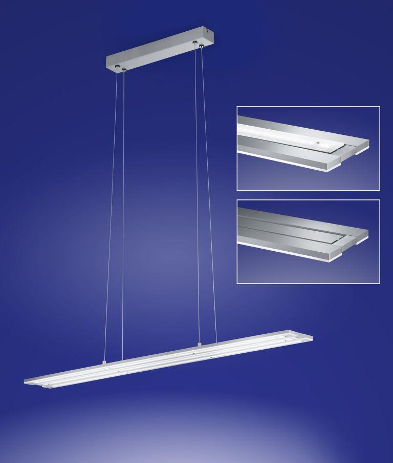 b leuchten helios pendelleuchte dimmbar 20234 3 92 leuchtenking. Black Bedroom Furniture Sets. Home Design Ideas