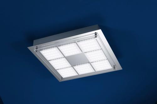 b leuchten flat led deckenleuchte 70273 8 02 leuchtenking. Black Bedroom Furniture Sets. Home Design Ideas