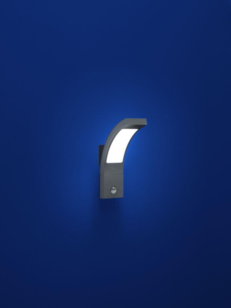 B-Leuchten Artikel von B-Leuchten LED-Wandleuchte 40144/1-45