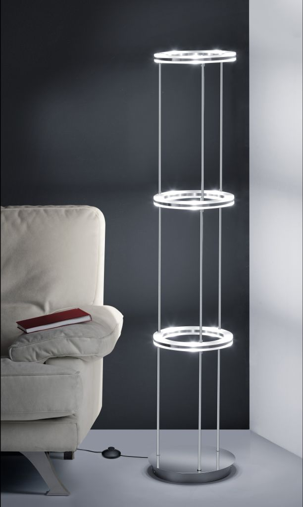 b leuchten mica led stehleuchte 60196 3 92 leuchtenking. Black Bedroom Furniture Sets. Home Design Ideas