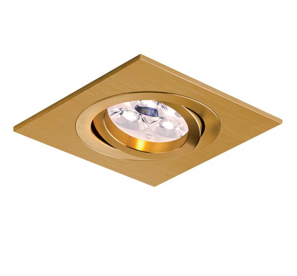 LED-Hängeleuchten von BPM Lighting KATLI Einbauleuchte quadratisch 2011