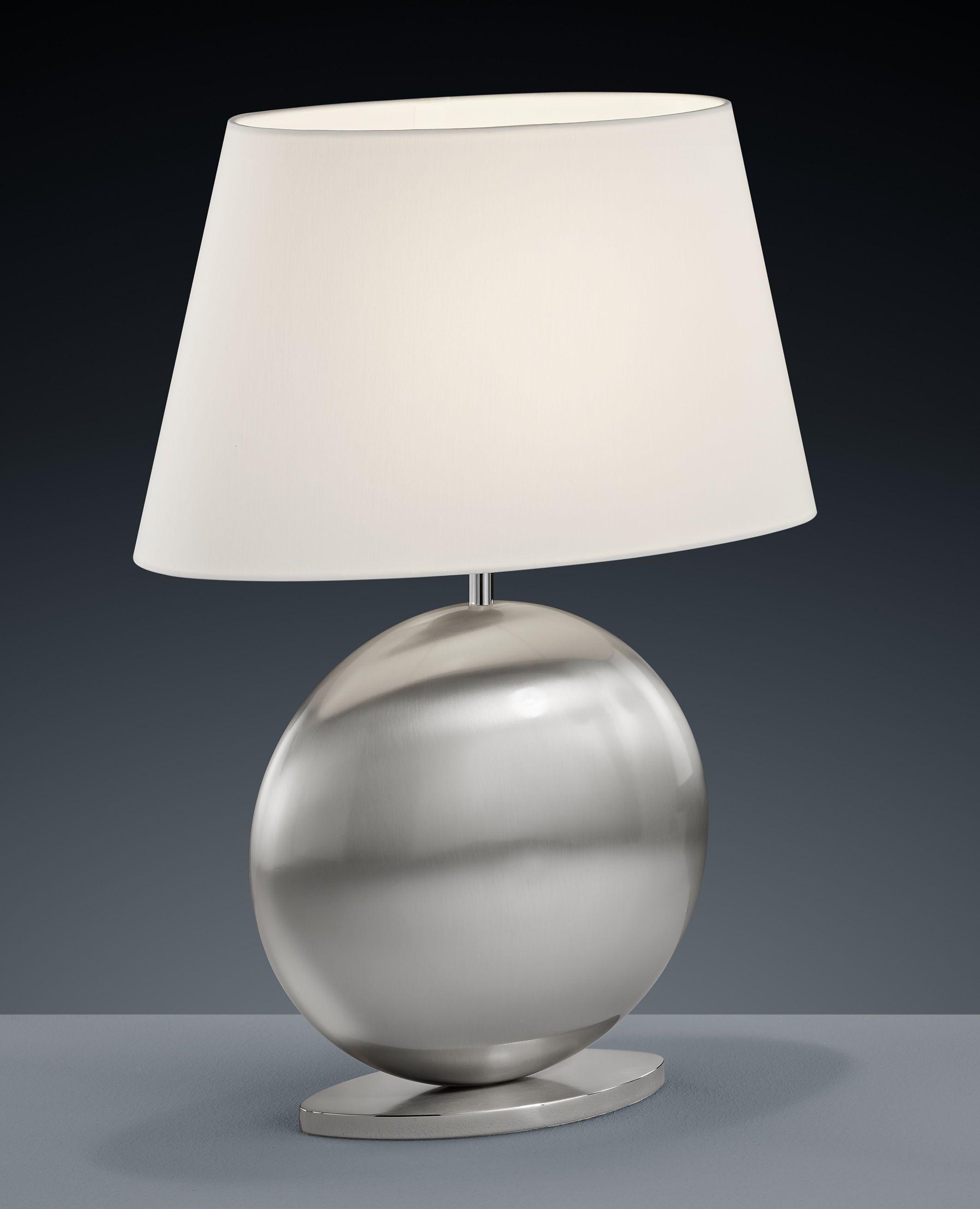 BANKAMP Leuchtenmanufaktur Artikel von BANKAMP Leuchtenmanufaktur Asolo Tischleuchte groß mit Schalter 5947/1-33