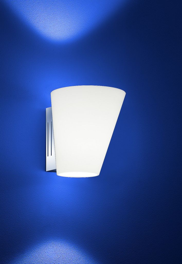 LED-Wandleuchten von B-Leuchten STRESA LED-Wandleuchte IP 44 40167/1-02