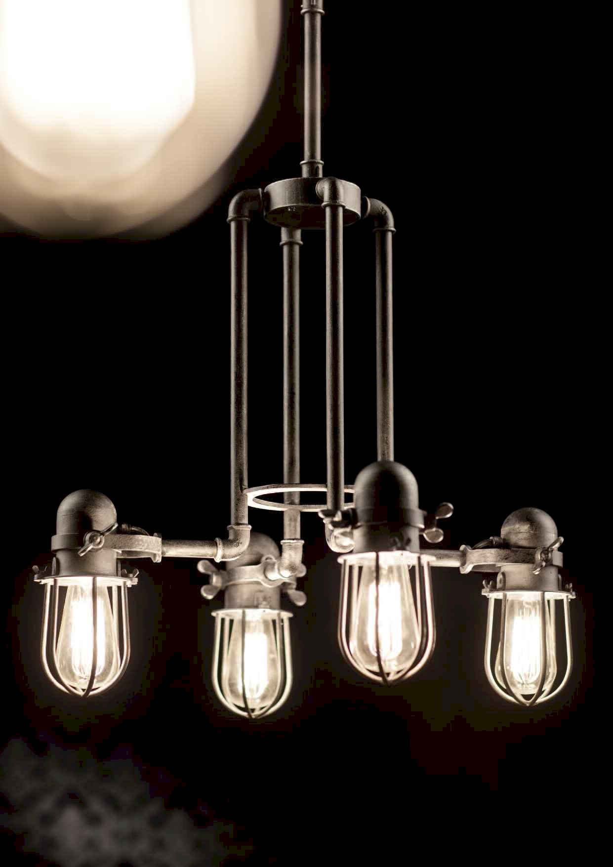 Industrial LED-Hängeleuchte von Robers Leuchten