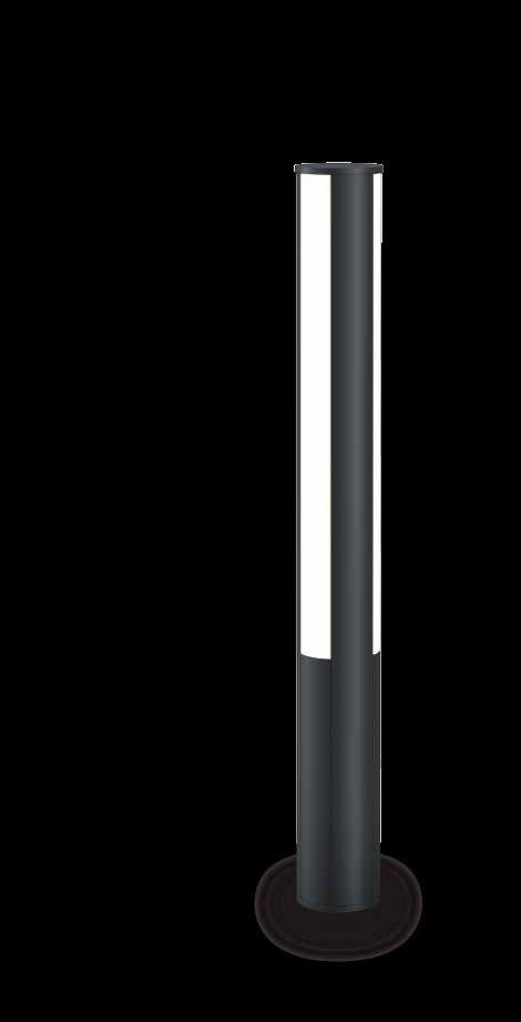Bodenleuchten von Helestra Leuchten PIER  LED - Außenleuchte Bodenleuchte A39500.93