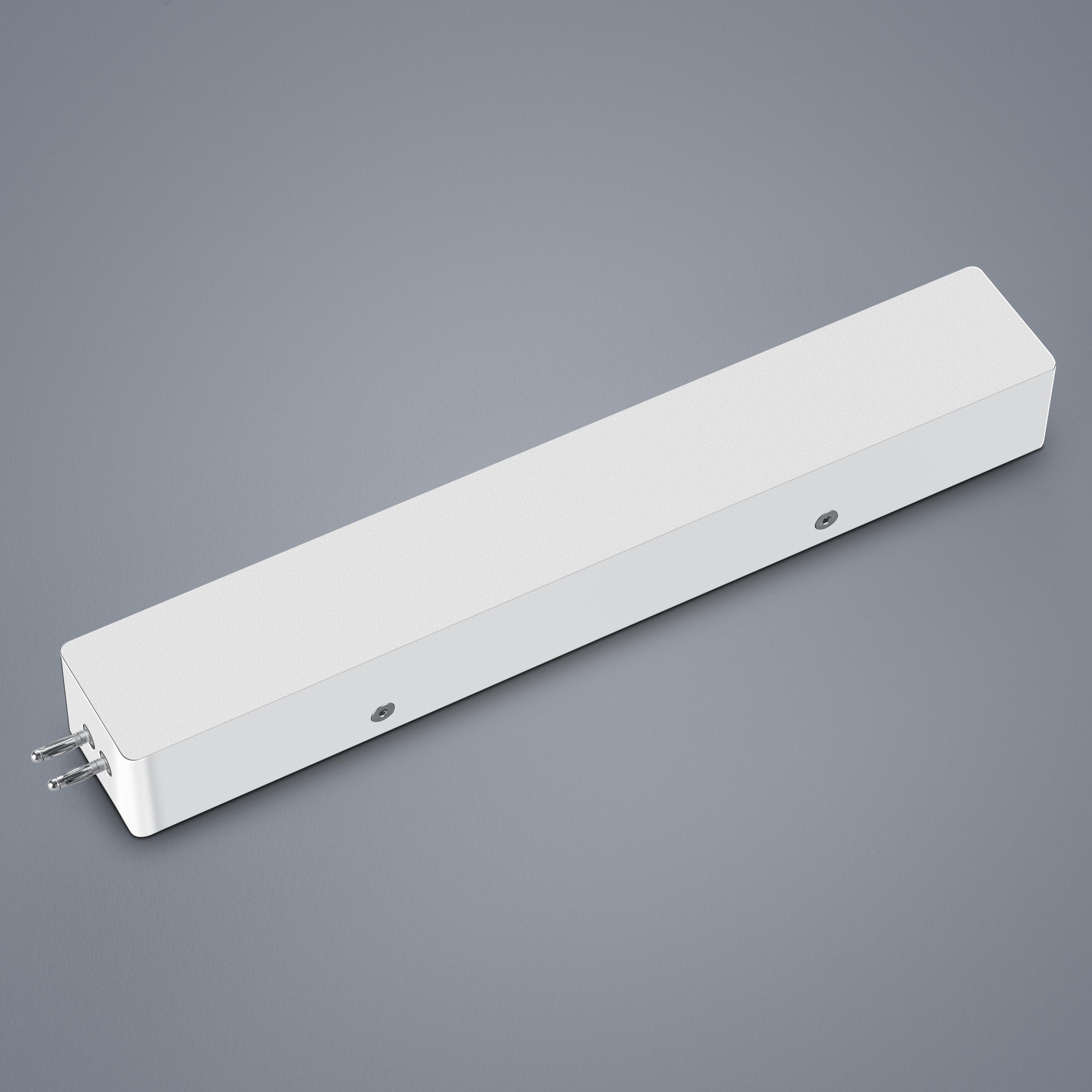 LED-Deckenleuchten von Helestra Leuchten VIGO Deckengehäuse für Betriebssystem / Endeinspeisung 6030.07