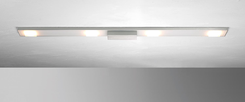 Bopp LeuchtenSLIGHT LED Deckenleuchte 4 flammig rechteckig46180409