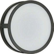 Deckenleuchten von Albert Leuchten LED-Wandleuchte, Alu, schwarz 626402
