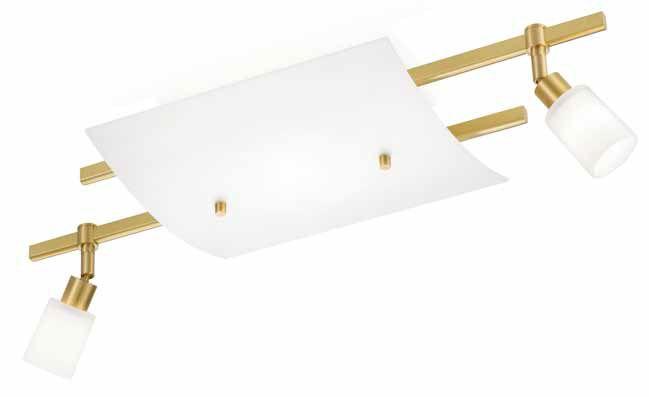 LED-Deckenleuchte von GKS Knapstein Leuchten
