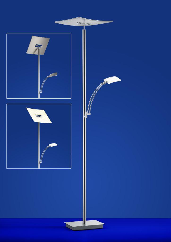 LED-Stehleuchte Modena von B-Leuchten