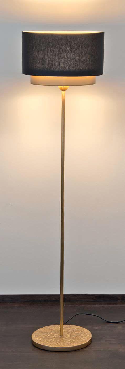 Stehleuchte 1-flg. MATTIA OVAL von Holländer Leuchten