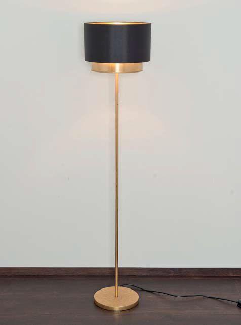Stehleuchte 1-flg. MATTIA RUND von Holländer Leuchten
