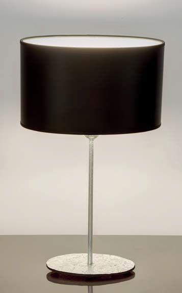 Tischleuchte 1-flg. MATTIA OVAL von Holländer Leuchten