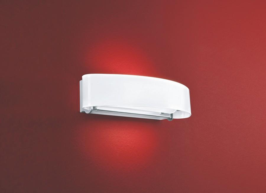 Wandleuchten von Flaver COLOURS LED Wandleuchte T3.173