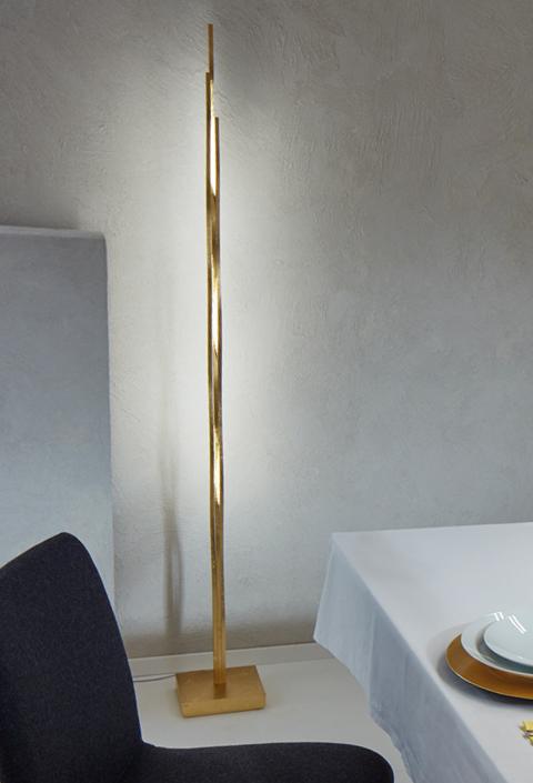 SILK LED-Stehleuchte