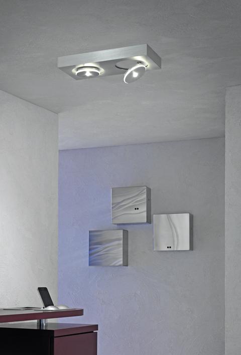 Escale Leuchten Artikel von Escale Leuchten SPOT IT LED Deckenleuchte 2 flammig 40780209