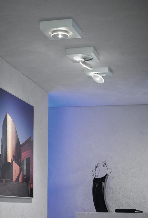SPOT IT LED Deckenleuchte 1 flammig von Escale Leuchten