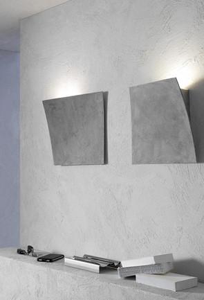 Escale Leuchten Artikel von Escale Leuchten GAP LED Wandleuchte Ausrichtung links 44751035