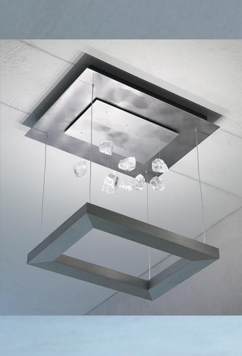 Escale Leuchten Artikel von Escale Leuchten Della Luna LED Deckenleuchte - Ausstellungsstück - 34980801