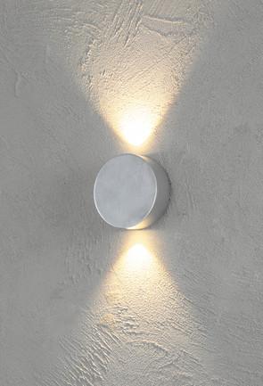 Sun LED Wandleuchte