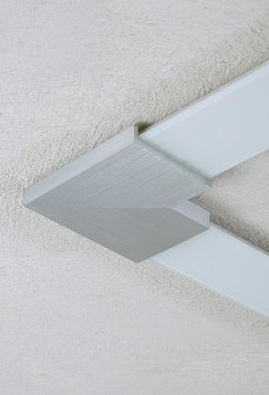 Escale Leuchten Artikel von Escale Leuchten Concept Schienen-Verbinder 90° Decke 40820000