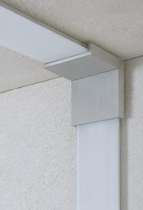 Escale Leuchten Artikel von Escale Leuchten Concept Schienen-Verbinder 90° Decke-Wand 40830000