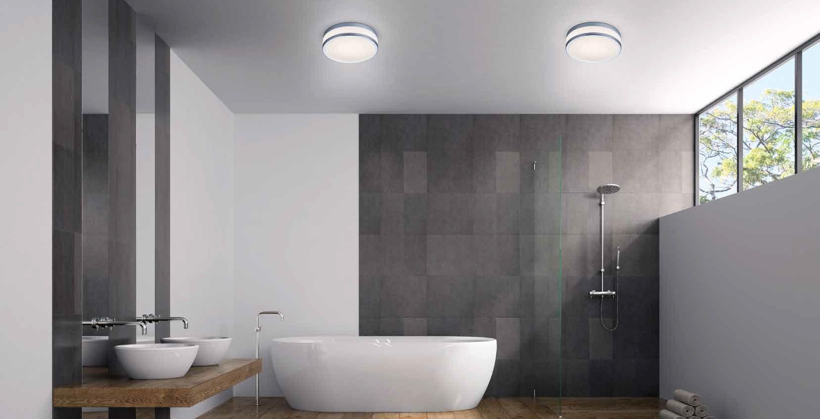 LED-Deckenleuchten von Helestra Leuchten ZELO LED Deckenleuchte 15/1820.04