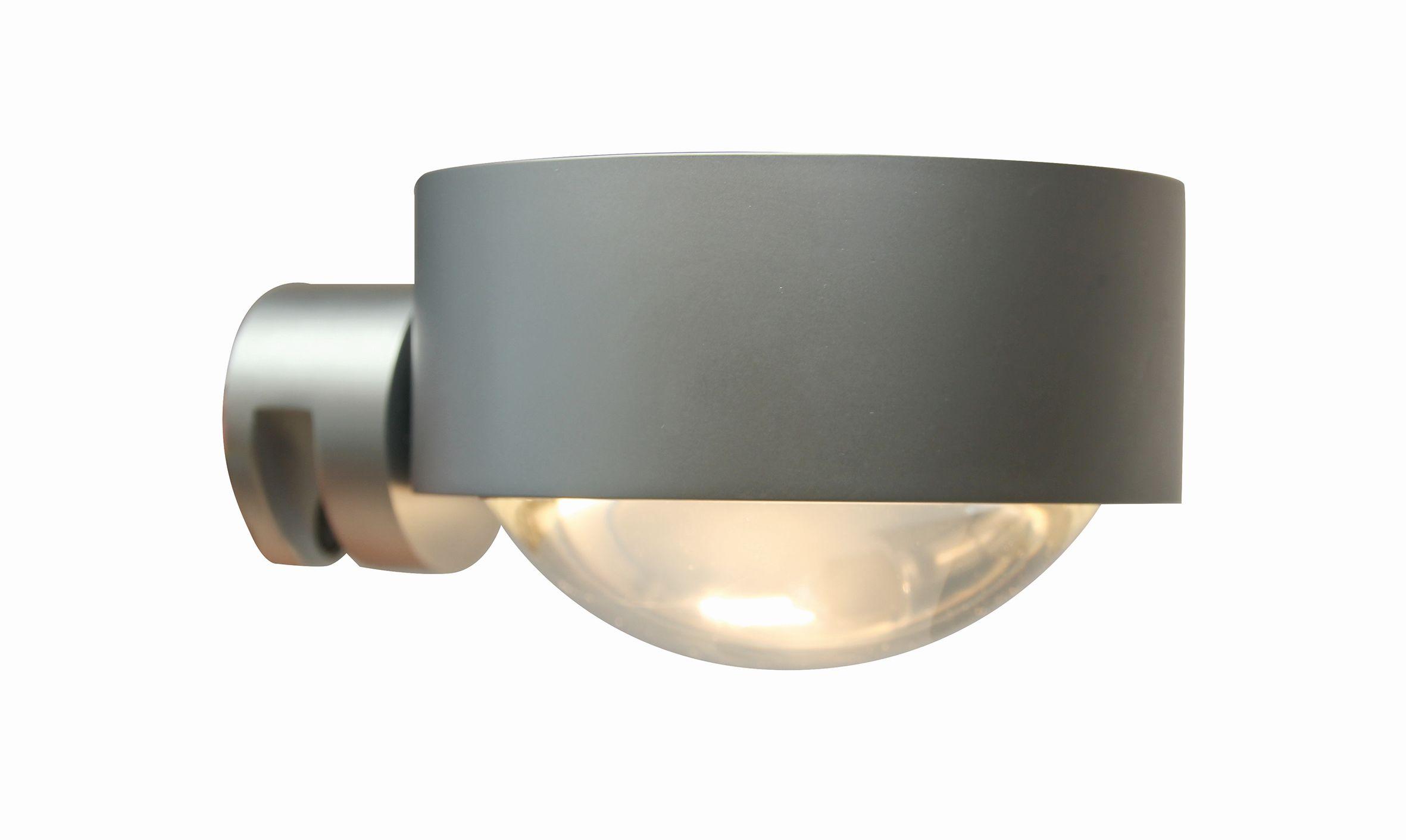 Puk Fix Spiegelklemmleuchte mit LED