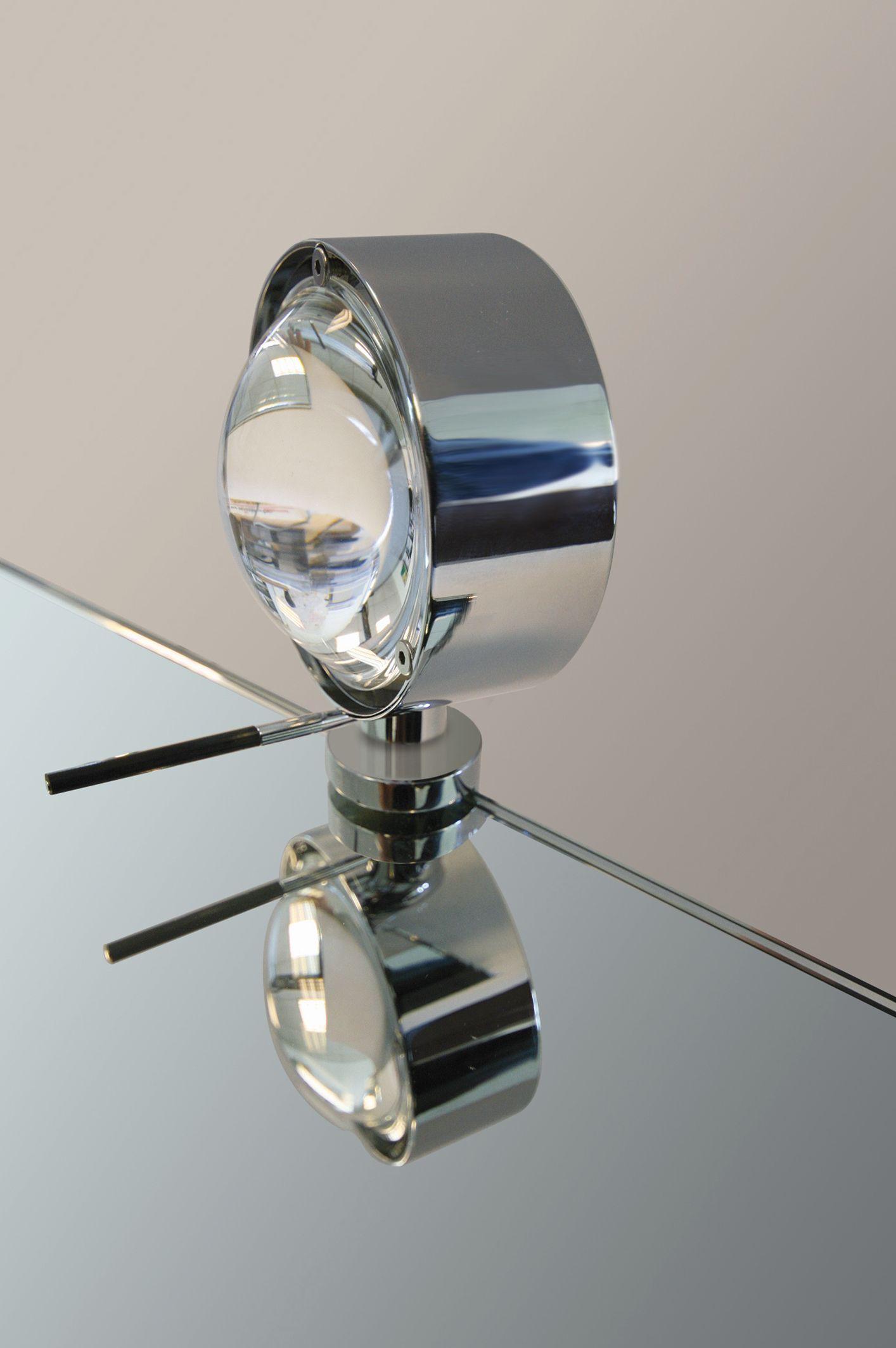 Puk Fix Plus Spiegelklemmleuchte mit LED