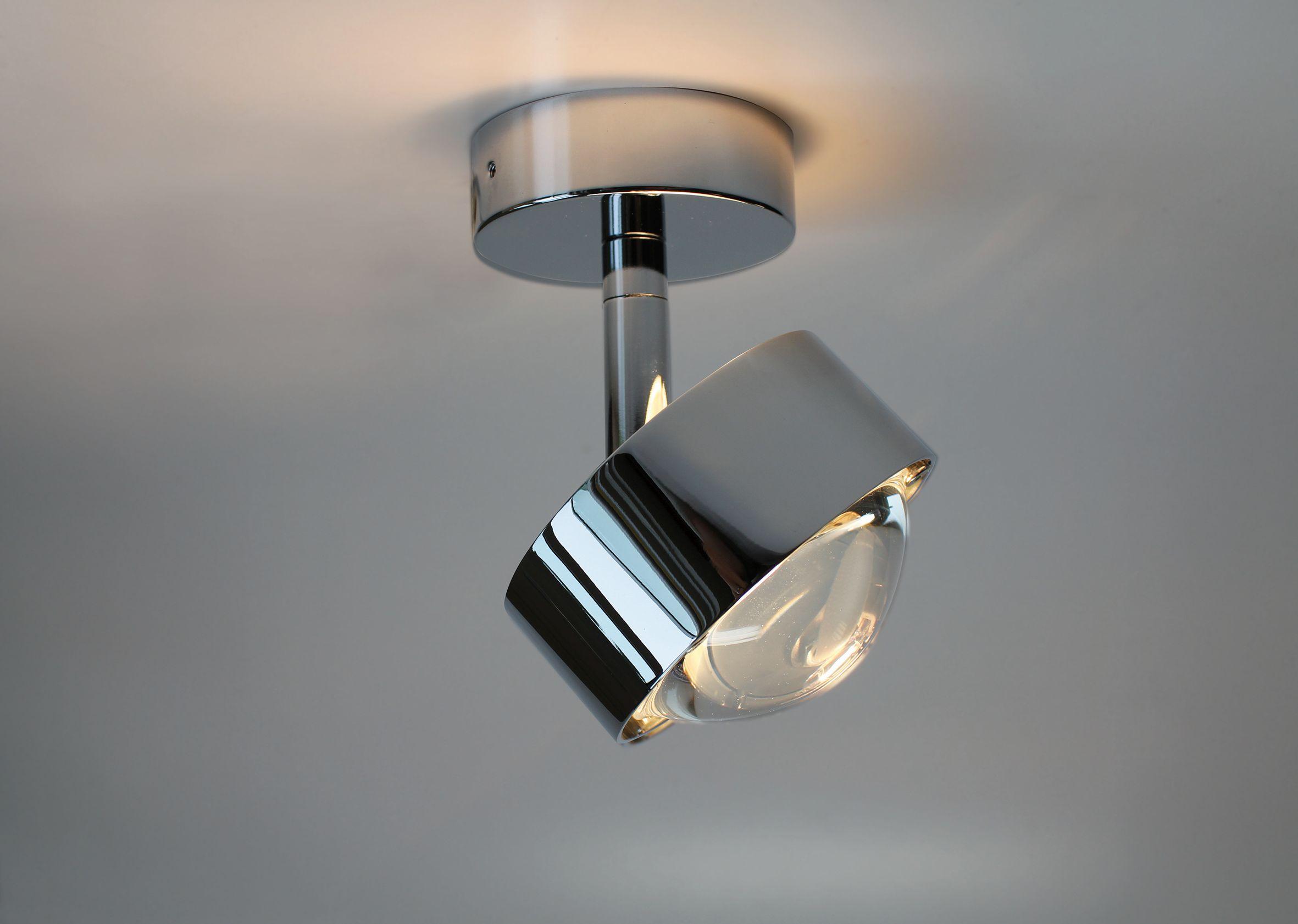 Top Light Leuchten Artikel von Top Light Leuchten Puk Turn + LED / up- & downlight 2-28001-LED