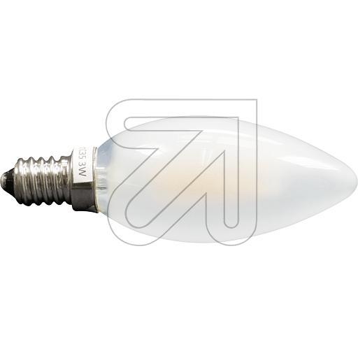 Standard E14 von UNI-Elektro LED-Filament-Kerzenlampe E14 3W E14 300LM 600453