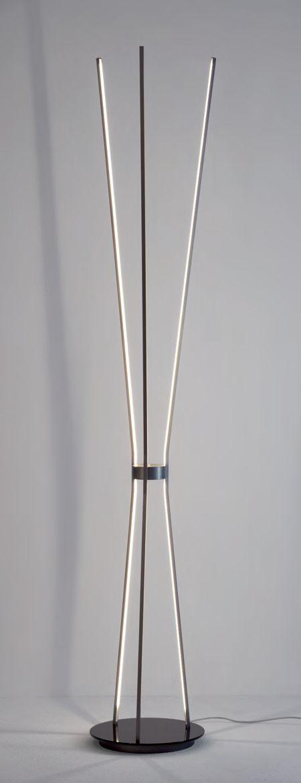 Escale Leuchten Artikel von Escale Leuchten Jazz LED Stehleuchte 62040009