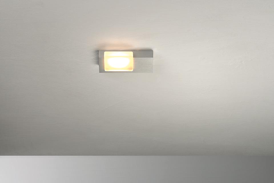 Deckenleuchten von Bopp Leuchten Lamina LED-Deckenleuchte 1-flammig 60480109