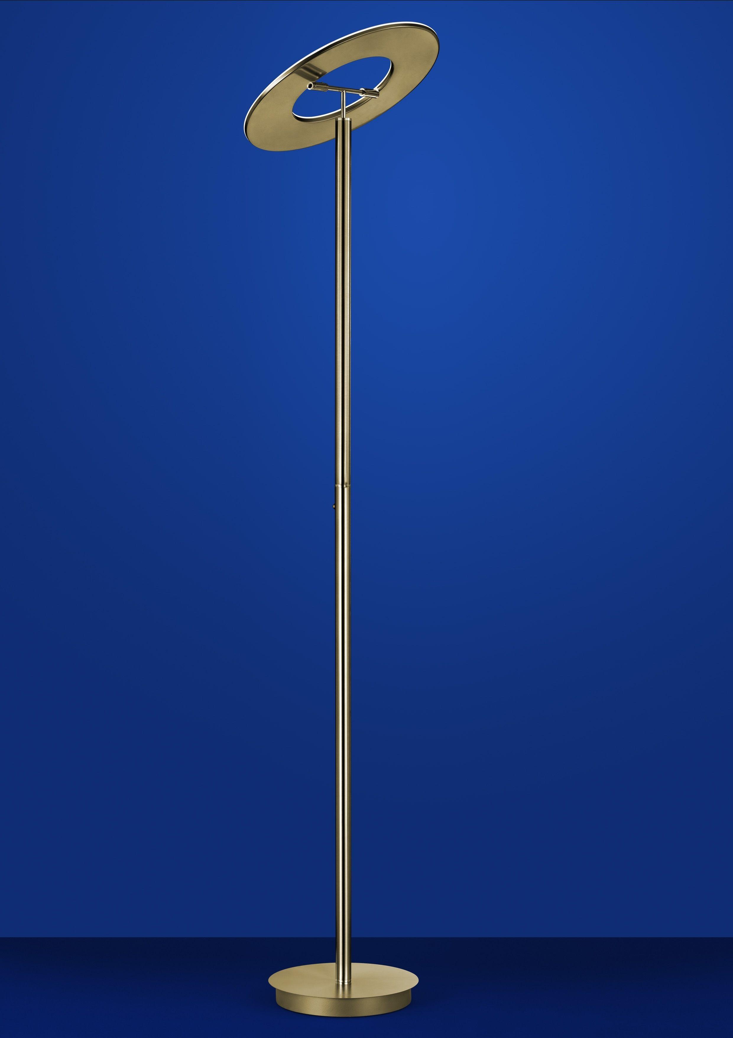 B-Leuchten MONZA LED-Stehleuchte 60187/2-92 - LEUCHTENKING