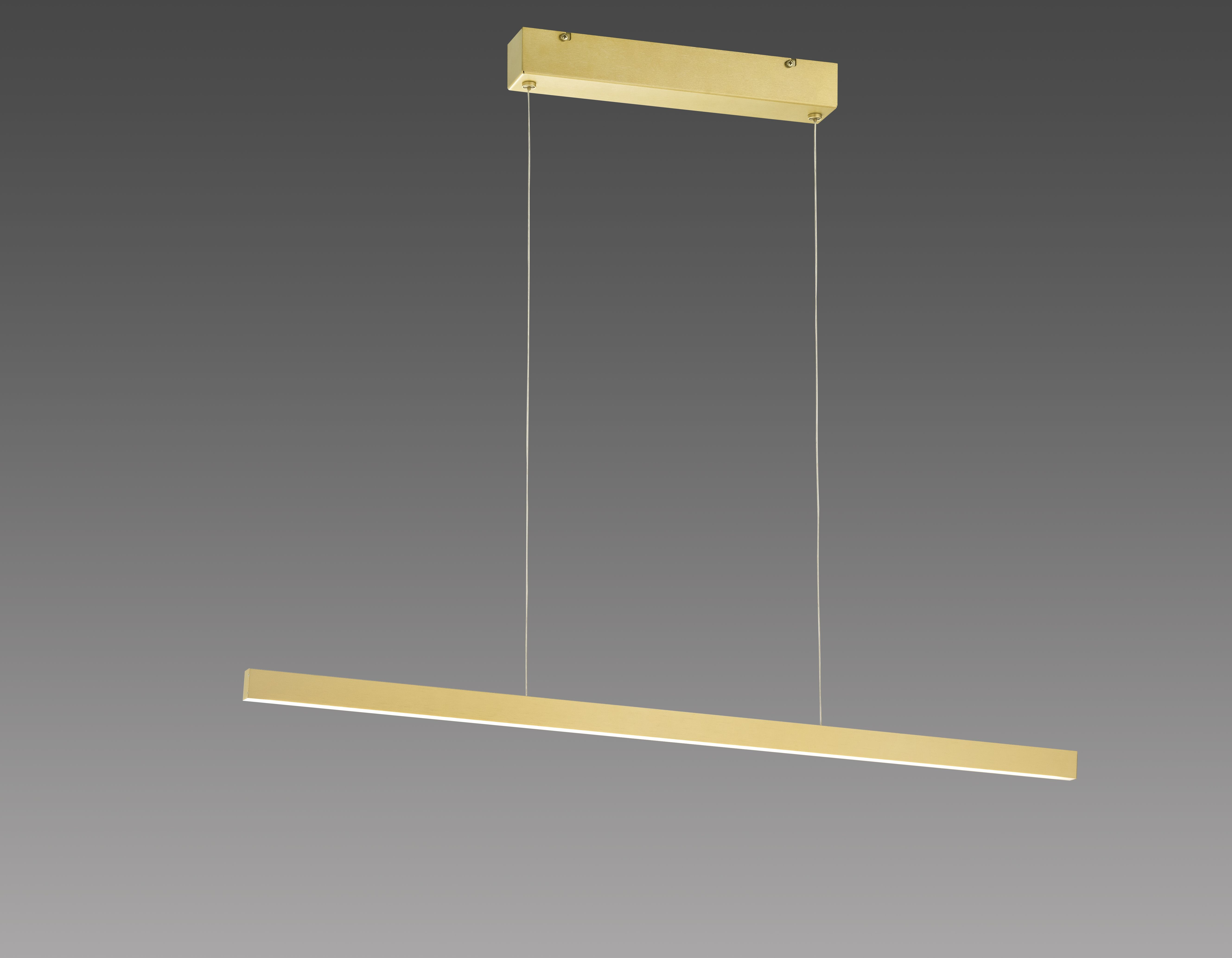 Elegance LED Pendelleuchte / Länge 90 cm