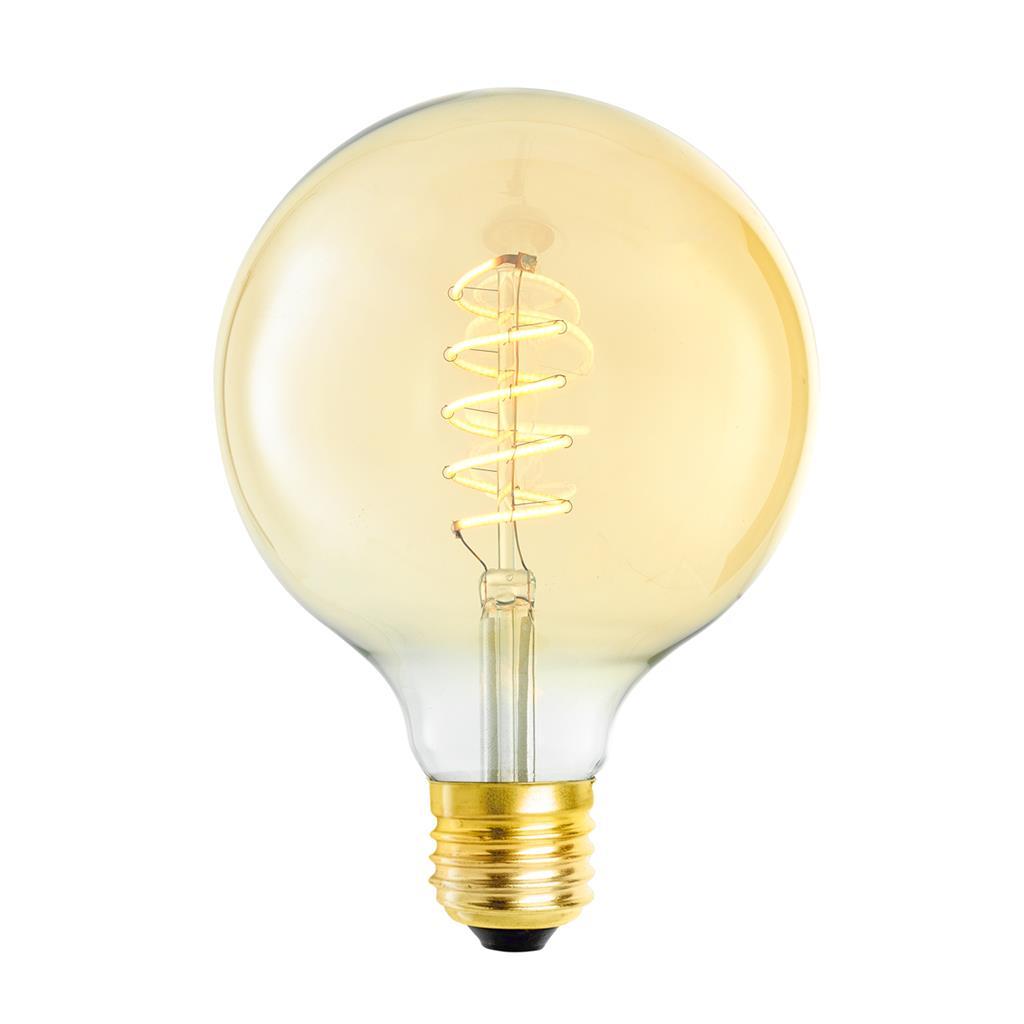 LED Glühlampe dimmbar Globe 4W E27