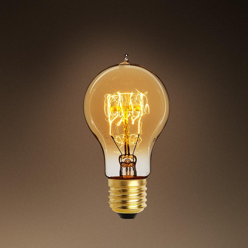 Glühlampe A Shape 40W E27