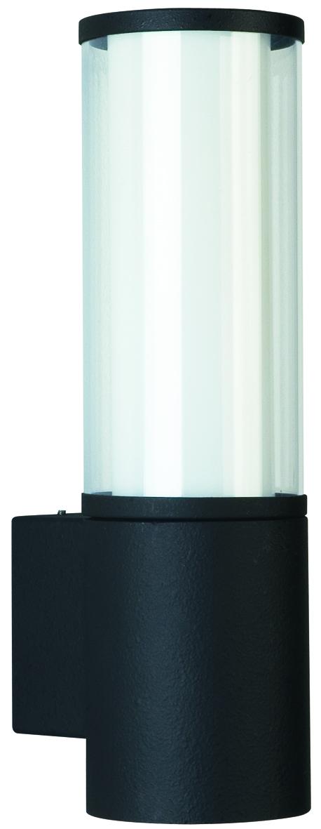 Aussenleuchten von Albert Leuchten Wandleuchte, Alu, schwarz 660311