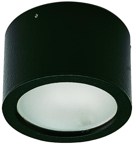 Deckenleuchten von Albert Leuchten Deckeneinbaustrahler, Alu, schwarz 662137