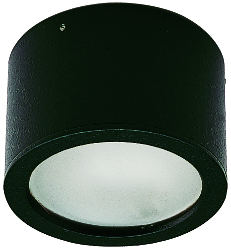 Deckenleuchten von Albert Leuchten LED-Deckeneinbaustrahler, Alu, schwarz 662382