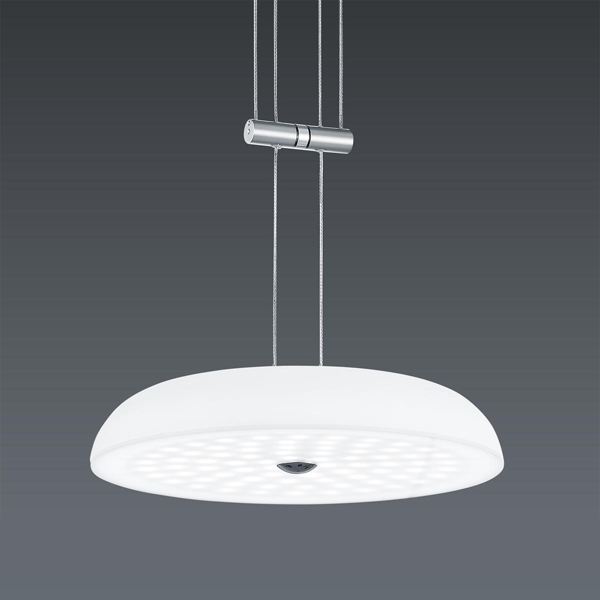 Hängeleuchten von BANKAMP Leuchtenmanufaktur LED-Pendelleuchte Vanity zur Strada 2144/1-92