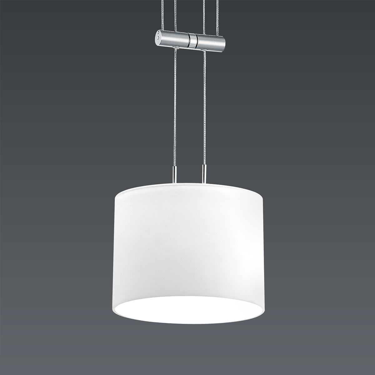 LED-Hängeleuchten von BANKAMP Leuchtenmanufaktur LED-Pendelleuchte Grazia zur Strada 2150/1-92